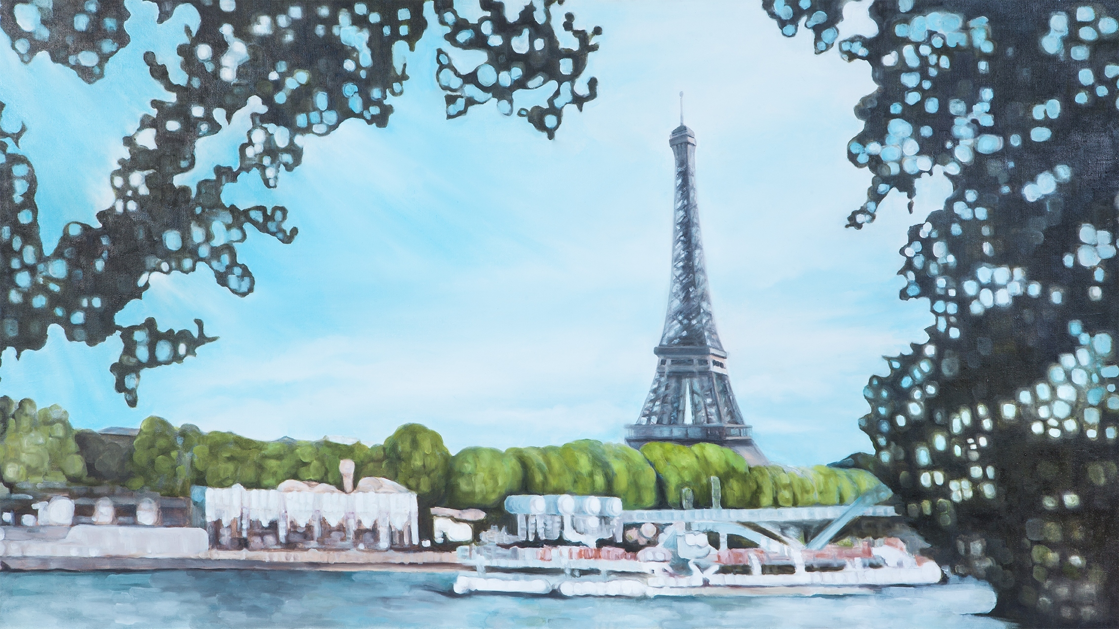 The sounds of Paris articcio