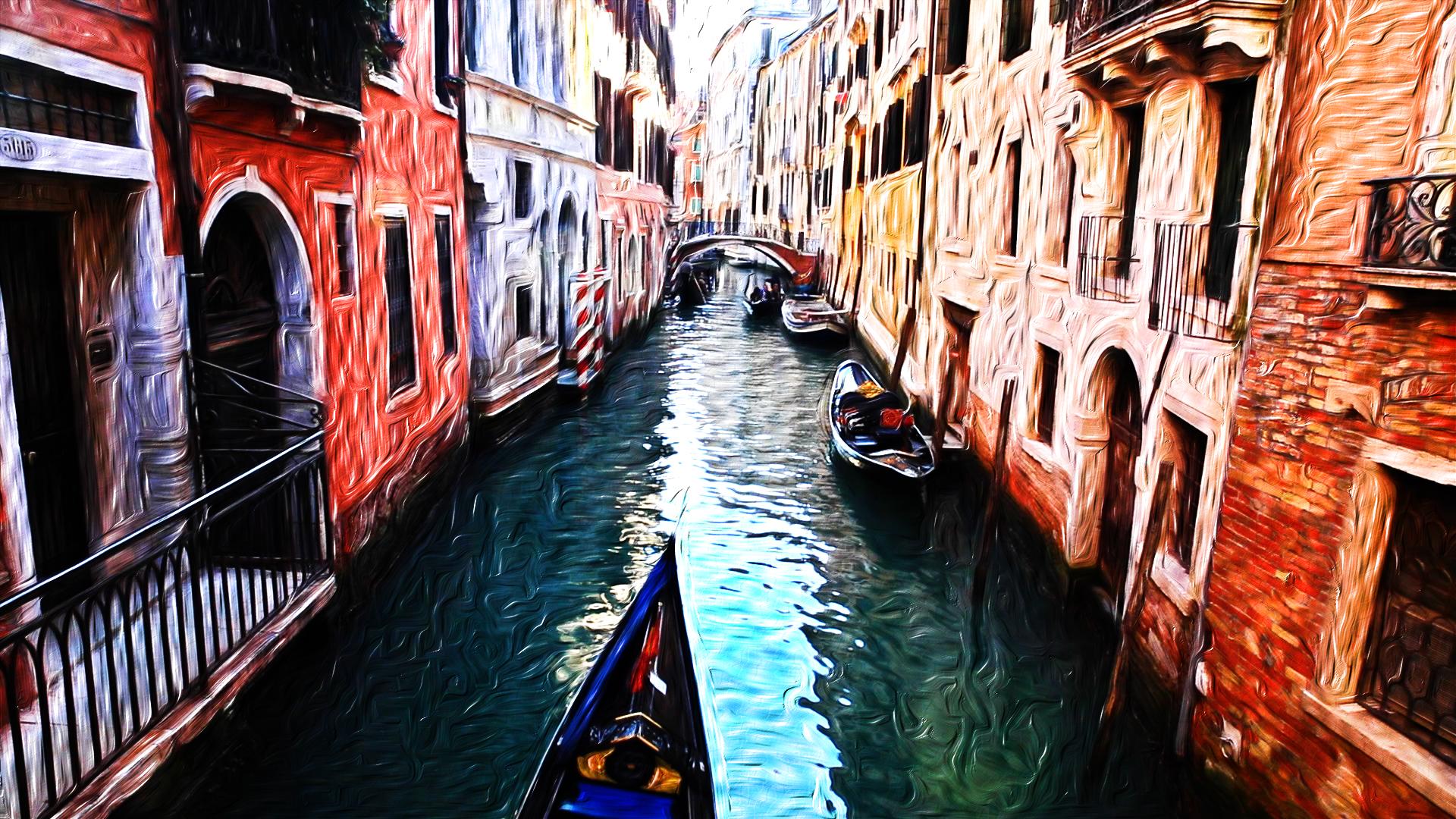Unforgettable Venice articcio